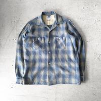 ⦅PILGRIM⦆60s ウールL/Sシャツ