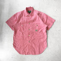 ⦅POLO COUNTRY⦆S/S シャンブレーシャツ
