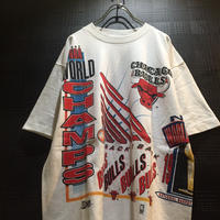 """92′s ''CHICAGO BULLS"""" BACK TO BACK T-shirts"""