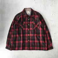 ⦅Cascade⦆70s ウール L/S シャツ