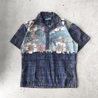⦅Ocean Pacific⦆70s プルオーバー S/S シャツ