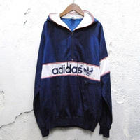 【adidas】80s hooded track top