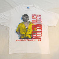 """Bruce Springsteen """"HUMAN TOUCH"""" Tee"""