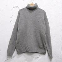 【NAUTICA】Hi neck knit