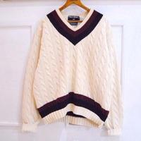 POLO SPORT cotton knit