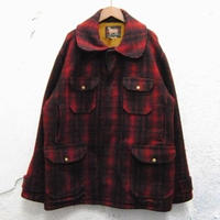"【WOOLRICH】 ""double mackinaw"" ジャケット"