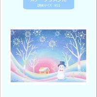 B5【スノークリスタル】