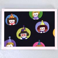 kimekomi calendar2021_3月原画
