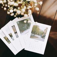 2020 Calendar__Scandinavia(北欧)