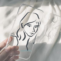 Lukewarm Clear - iPhonecase