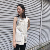 【 MARU TO 】Apron Tops