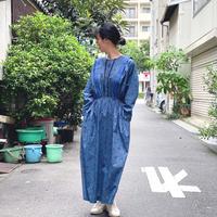 【 eLfinFolk 】wild flower long dress