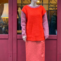 【 Create Clair 】Dobby weavecardigan knit (トップス)