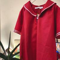 【 AU CLAIR DE LA LUNE 】sailor shirt -130 size-