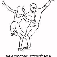 【MAISON CINEMA】LA LA LA Tee