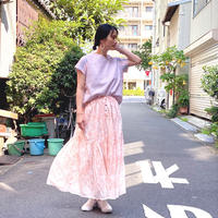 【 inner mind chronology 】80/ローン 2way Dress