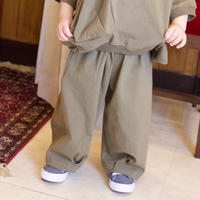 【 UNIONINI 】cocoon pants