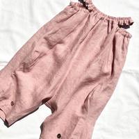 【 HOUGA 】lily  salopepants