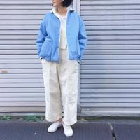 【 MARU TO 】Jacket DENIM (ジャケット)