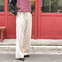 【 Create Clair 】Switchover Wide Pants (パンツ)
