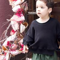 【 UNIONINI 】knit wide pullover