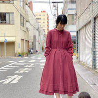 【 Ruimeme 】frill collar dress