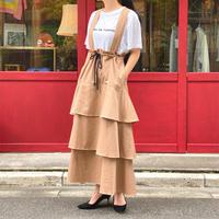 【 Create Clair -POP UP- 】Raffle jumper skirt
