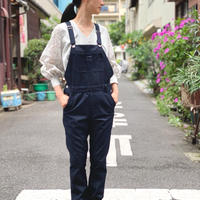 【 MARU TO 】Overall Straight (オーバーオール)