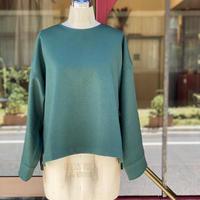 【 eLfinFolk 】kersey stretch blouse (ブラウス)