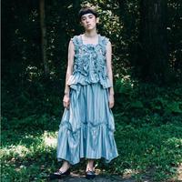 【 HOUGA 】striped skirt & dress