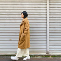 【 inner mind chronology 】オイルカットメルトンフォレストコート