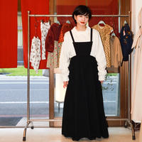 【 UNIONINI 】apron long dress