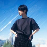 【 Yuumi ARIA 】TACK SHORT SLEEVE SHIRT