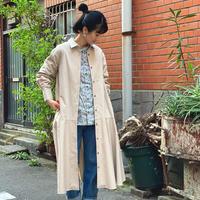 【 Ruimeme 】peplum shirt dress