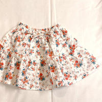 【 tocoto 】Flower skirt