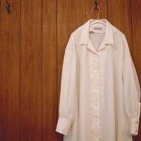 【 RUIMEME 】Fish tail shirt dress