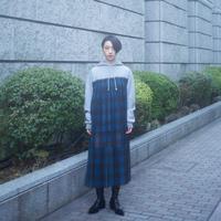 【 Yuumi ARIA 】SWEAT TULLE ONE-PIECE