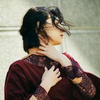 【 HOUGA 】lace budding blouse