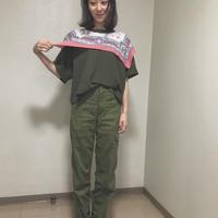 【 Yuumi ARIA 】SCRAF L/S T-SHIRT