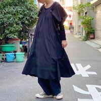 【 HOUGA 】tulip flared dress