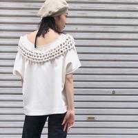 【 Create Clair 】Braided pullover