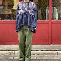 【 HOUGA 】poppy blouse (ブラウス)