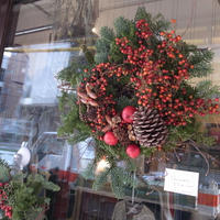 【花園-kaen°-】wreath -christmas-