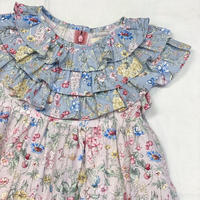 【 melenani 】Big Frill Dress