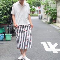 【 OMNIGOD 】Kanoko Wide Polo