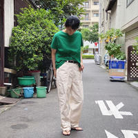 【 OMNIGOD 】Short sleeve MANNISH Tee