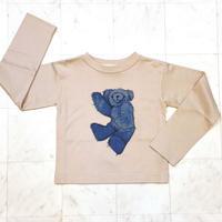 【 UNIONINI 】teddybear long sleeves tee