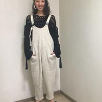 【 MARU TO 】Sleep Sweat Overall