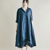 【 Ruimeme 】fishtail shirt dress