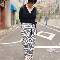 【 eLfinFolk 】zebra pants